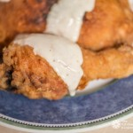 Maryland Fried Chicken www.thekitchenwitchblog.com ©RhondaAdkinsPhotography